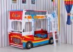 Двухъярусная кровать-машина Tour Bus