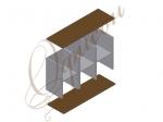 Панель горизонтальная (1 штука)  В 830