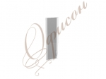Дверь стекло (алюм.рамка) К-979