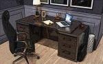 Стол для домашнего кабинета TDT 197