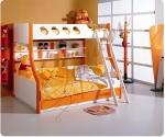Кровать двухъярусная №336