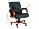 Кресло руководителя CHAIRMAN 653М кожа